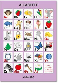 (2017-07) ABC-plakat Alphabet Activities, Activities For Kids, Crafts For Kids, Baby Barn, Preschool Writing, Home Schooling, Teaching Tips, Pre School, Homeschool