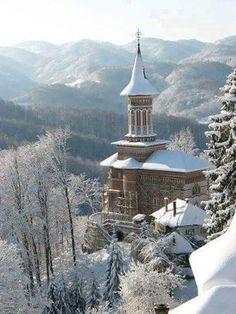Manastirea Rohia, Tara Lapusului, Romania