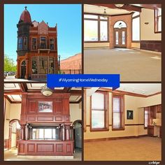 Own one of Cheyenne's premier #WyomingHomeWednesday commercial properties the historic Tivoli Building! This fantastic 3 story property has been wonderfully remodeled and updated and has sensational retail space on the main level Class A office space on the second level and a 2 bedroom apartment on the top floor. #realestate #cbtpe #livewhereyouwork #coldwellbanker