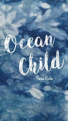 Summer Clutches Digi Download | Pura Vida Bracelets - sea - mer - fond d'écran - wallpaper - été - summer