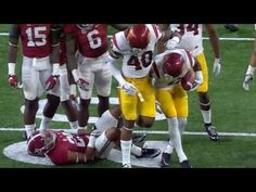 USC suspends crotch-stomping Jabari Ruffin for one half vs. Utah State