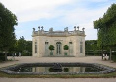 Petit Trianon: The French Pavilion RL