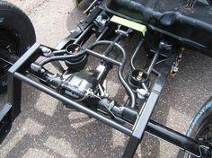 Image result for wishbone 3 link rear suspension