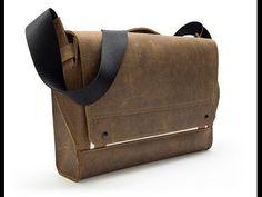 Rough Rider Messenger Bag – WaterField Designs