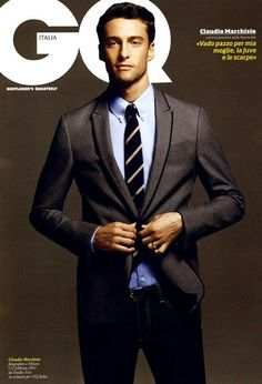 Italian GQ with Claudio Marchisio