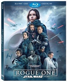 Lucasfilm has announced the official release dates for Rogue One: A Star Wars digitally and on Blu-Ray/DVD. The digital version will be released on March 24th, following the Blu-Ray/DVD release on April 4th. Their will be several exclusive Blu-Ray covers specific to different retail stores. We also get new details on what will be included …