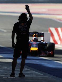 Red Bull @ Bahrain 2014