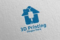 Home Printing Company Logo Design 51 Monogram Template, Monogram Design, Logo Templates, Education Logo Design, Logo Minimalista, Vector Logo Design, Graphic Design, Wedding Logos, Creative Logo