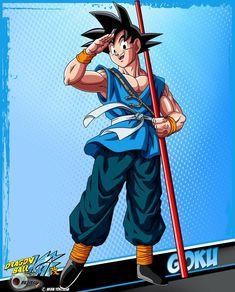 dragon ball kai cards-Goku lineart,colour and card by me Dbz, Goku Y Vegeta, Son Goku, Dragon Ball Gt, Akira, Dark Knight Wallpaper, Street Fighter Tekken, Dragon Images, Goku Super