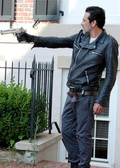 Negan in The Walking Dead Season 7 Episode 4 | Service