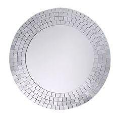 Miroir Ikea avant customisation