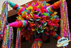Pinata Burst Candy Everywhere. As I listen Excitement, Palpable Mexican Pinata, Mexican Fiesta Party, Fiesta Theme Party, Party Themes, Mexican Candy, Party Ideas, Mexican Desserts, 10e Anniversaire, Mexican Birthday Parties