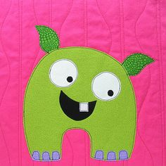 Look at all the different monsters you can make by adding different bits to the…