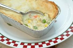 Kokocooks: Chicken Potpie without potatoes for less carbs