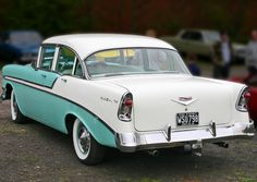 1956 Chevy Bel Air. What mind should look like