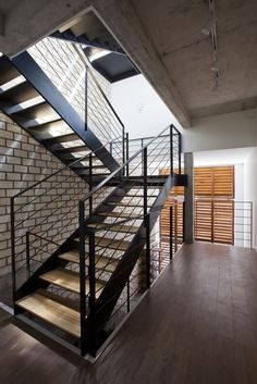 Vietnamese Town House - Picture gallery #architecture #interiordesign #staircase…