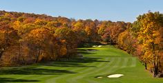 Devils Knob Golf Course at Wintergreen Resort is the highest course in Virginia (3,850 ft)! It's so high, the temperature at this course is usually about 15 degrees cooler than their other golf course! #GolfCourseOfTheDay! | Rock Bottom Golf #RockBottomGolf