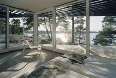 Archipelago House by Tham and Videgard Arkitekter