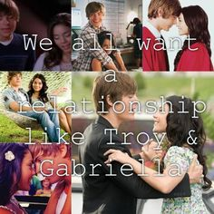 I do!! The sweetest, most romantic and most perfect relationship ever <3