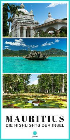 Mauritius hat mehr zu bieten Sonne, Meer und Strand. Wir zeigen dir die schönsten Sehenswürdigkeiten auf Mauritius. Es gibt wirklich eine ganze Menge zu entdecken.