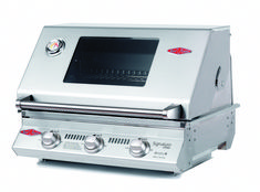 """Excellent """"built in grill"""" detail is readily available on our website. Have a look and you wont be sorry you did. Built In Bbq Grill, Diy Grill, Barbecue Grill, Grilling, Beefeater Bbq, Pool Warehouse, Grill Area, Stainless Steel Bbq, Basic Kitchen"""