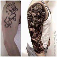 Samurai Tattoos 23