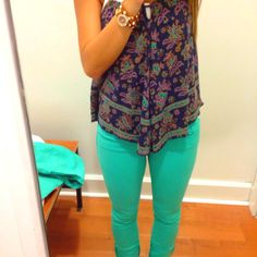 New outfit. American eagle