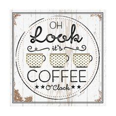 coffee o clock Jennifer Pugh