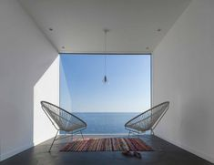Sunflower House by Cadaval & Solà-Morales Architects. Spain.