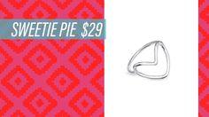 2017 Premier Designs Spring Collection  Sweetie Pie  Facebook.com/CiboloJewelryLady