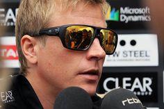 Kimi Raikkonen (FIN) Lotus F1. Formula One World Championship, Rd10, German Grand Prix, Preparations, Hockenheim, Germany, Thursday, 19 July 2012  © Sutton Images.