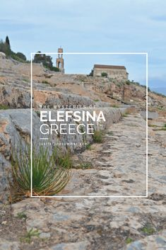 Discovering a different side of Elefsina. Day trip from Athens to the unique and beautiful archeologic site of Ancient Eleusis. Places In Europe, Europe Destinations, Places To Visit, Travel Tips For Europe, Travel Ideas, One Summer, Summer Days, Classical Greece, Worldwide Travel