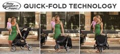 Baby Jogger - QuickFold Tecnology