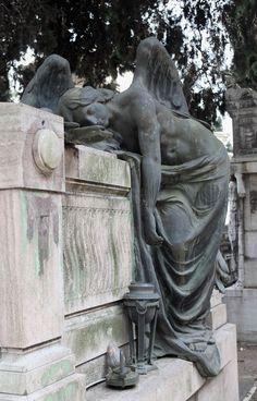 Verano Cemetery, Rome.