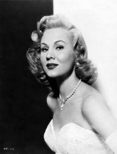 Virginia Mayo, born 1920, St. Louis, MO