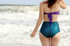 ariel inspired bathing suit - Google Search