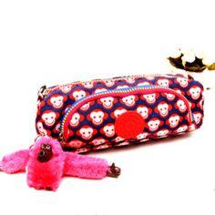 2.014 bolsas carteira mulheres menina kippl Kip bolsas do vintage Femininas impermeável lavado saco Nylon Cosmetic Pencil frete grátis em Bolsas para Remédios & Capas de Mochilas & bagagem no AliExpress.com   Alibaba Group