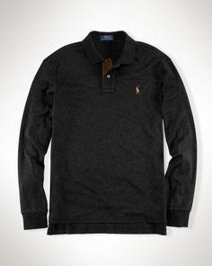 b9156d172f2d1f Pima Soft-Touch Polo Shirt - Polo Ralph Lauren Custom-Fit - RalphLauren.com