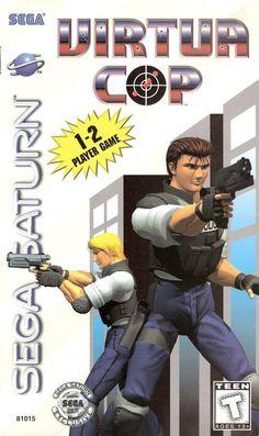 Virtua Cop: Sega Saturn