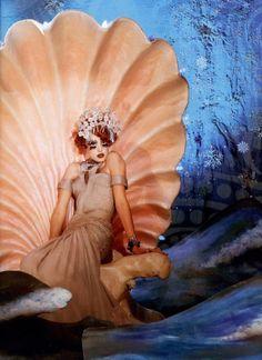 Vogue Italia Sept Under the Sea
