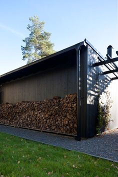 FKDA Architects + Designers: Shed For Living | Architecture   Homes |  Pinterest | Architects And Renewable Energy