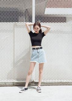 Korean Fashion #Korean Style #Akiwarinda