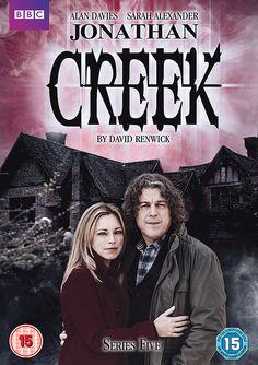 """Jonathan Creek"" Jonathan Creek Series 5 (DVD) at BBC Shop"