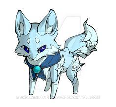 wolf pokemon - Google Search
