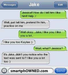 Hahaha idiot? Who?
