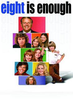 Huit, ça suffit ! (Eight is Enough) est une série télévisée américaine en 112 épisodes de 52 minutes et deux épisodes de 90 minutes, créée par Lee Rich, Philip Capice et Lee Mendelson pour Lorimar Productions et diffusée du 15 mars 1977 au 29 août 1981 sur le réseau ABC. En France, la série a été diffusée à partir du 6 février 1985 sur TF1, sur la case de 18h40. Rediffusion à partir du 5 janvier 1987 sur TF1. Puis dans l'émission Club Dorothée2. Enfin dans les années 2000 sur Téva.