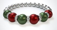 No its not a Christmas bracelet, it's my family's birthstones!!What does yours look like? Design a bracelet in just 3 easy steps! Just $29.95undefined