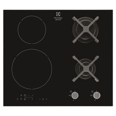 Table cuisson induction 2gaz/2induction Electrolux EGD6576NOK