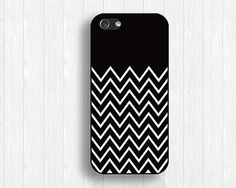 iphone case Blackandwhiteiphone 5c casewave line by FindPhonecase, $9.99
