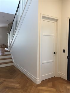 Country Hamptons inspired style using Intrim Skirting SK366 185x18mm and Architrave SK341 66x18mm